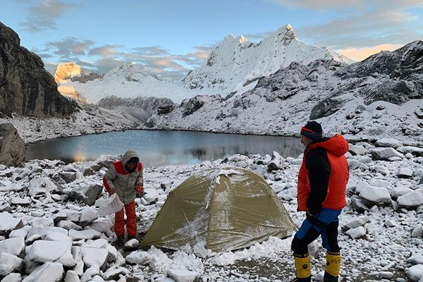 Cordillera Blanche